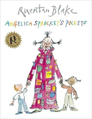 Book cover of Angelica Sporket's Pockets