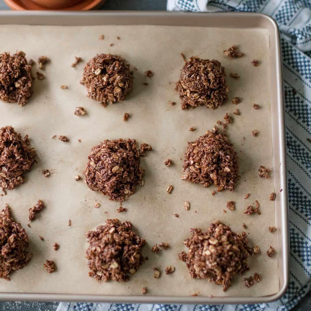 Healthy Chocolate Haystacks Recipe