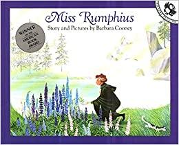 Book cover of Miss Rumphius