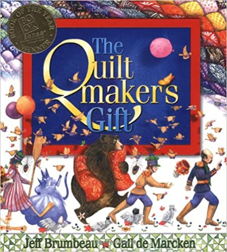 Cover for The Quiltmakers Gift