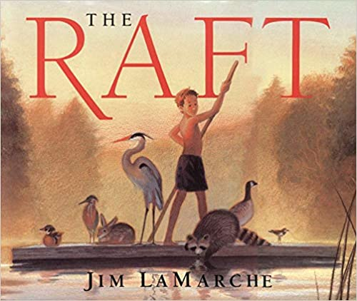 Cover of The Raft