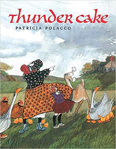 Cover of Thundercake a Children's Picture Book