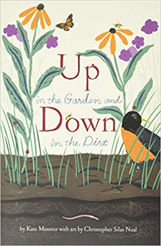 Book cover for Up in the Garden Down in The Dirt