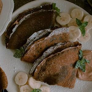 Make Chocolate Buckwheat Crepes!